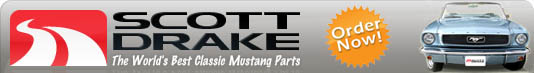 Mustang Parts - Scott Drake