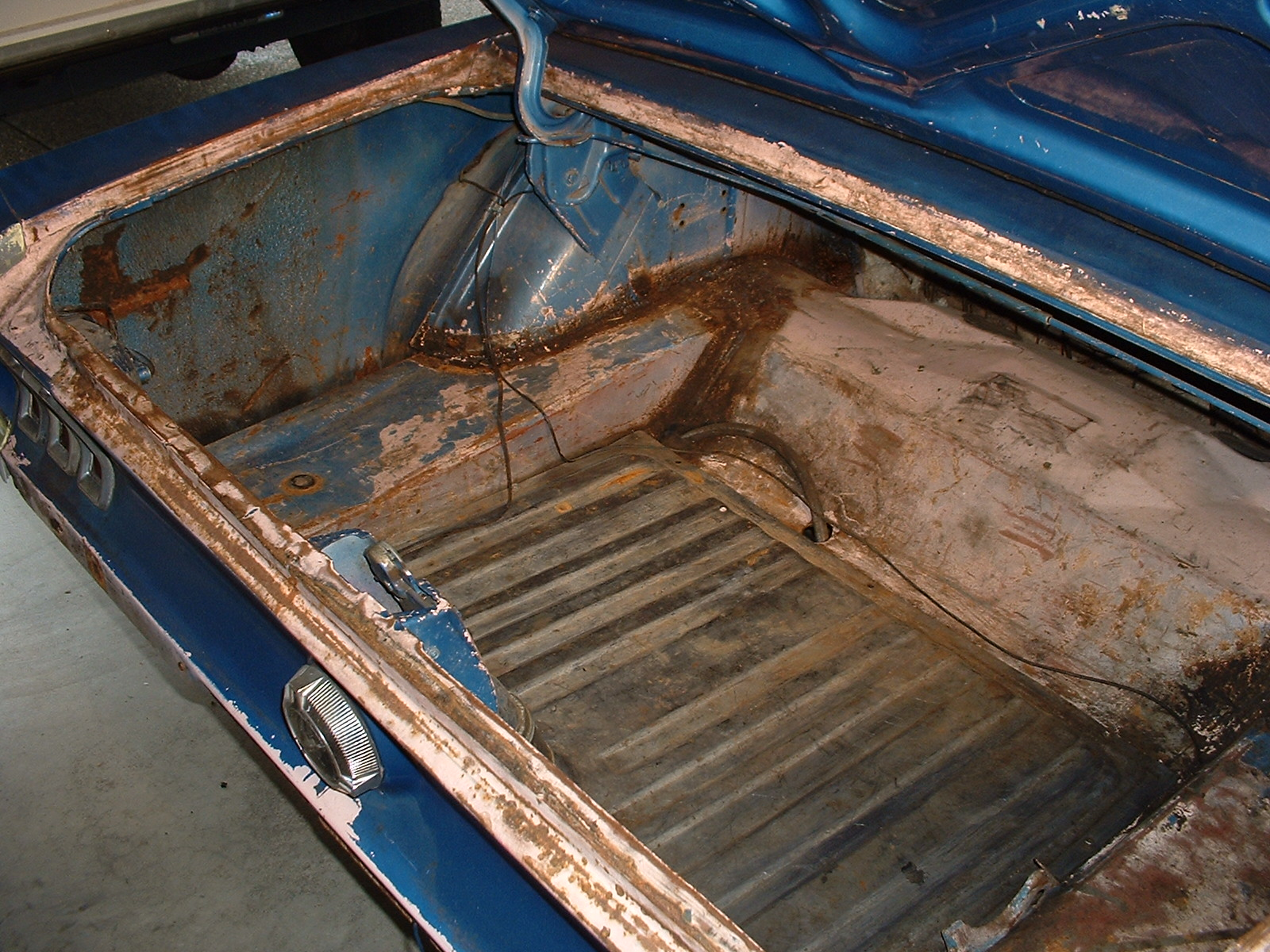 Selecting and purchasing a classic mustang average joe for Painting coating inspector jobs