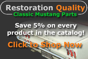 Mustang Parts
