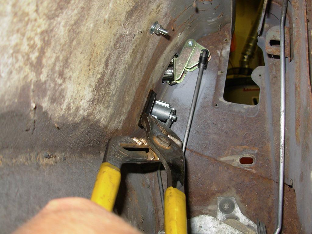 How To Mustang Door Latch Handles And Door Locks Average Joe
