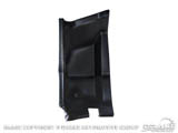 1969-70 Mustang LH Outer Cowl Panel C9ZZ-6502045-L
