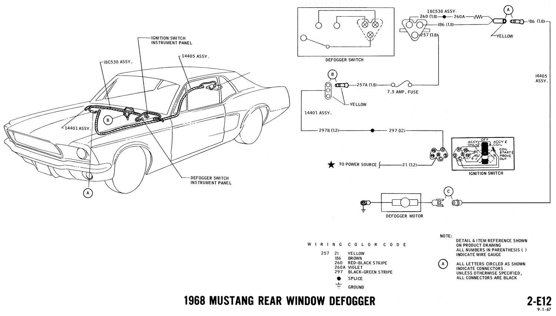 DIAGRAM] 1968 Mustang Wiring Diagram Rear Window Defrost FULL Version HD  Quality Window Defrost - COREDIAGRAM.MEDIA90.IT corediagram.media90.it